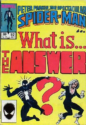 Spectacular Spider-Man (1976-1998)#92B