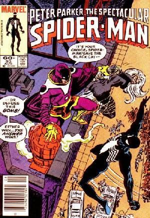 Spectacular Spider-Man (1976-1998)#93A