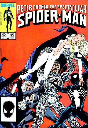 Spectacular Spider-Man (1976-1998) #95B