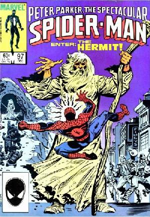 Spectacular Spider-Man (1976-1998)#97B