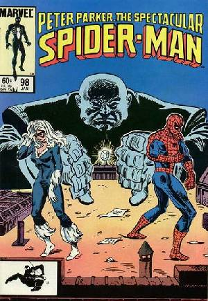 Spectacular Spider-Man (1976-1998)#98B