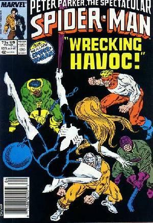 Spectacular Spider-Man (1976-1998)#125A