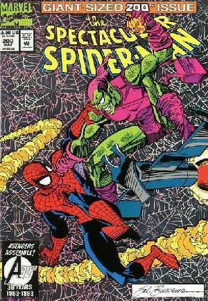 Spectacular Spider-Man (1976-1998)#200B