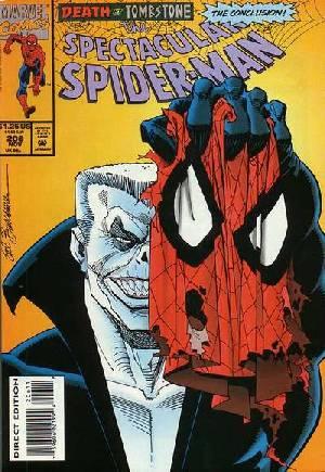 Spectacular Spider-Man (1976-1998)#206