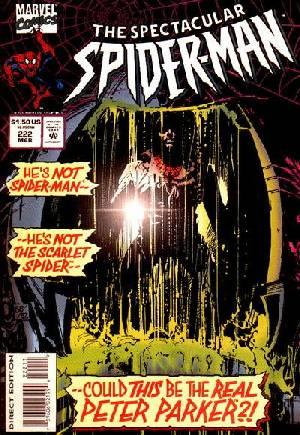 Spectacular Spider-Man (1976-1998)#222