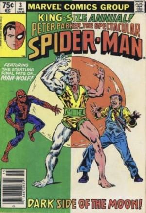 Spectacular Spider-Man (1976-1998)#Annual 3A