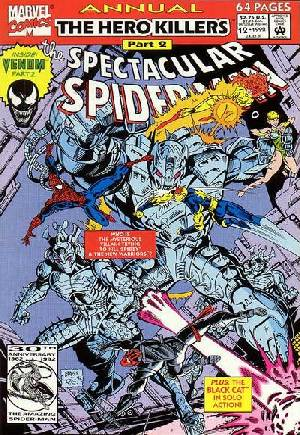 Spectacular Spider-Man (1976-1998) #Annual 12B