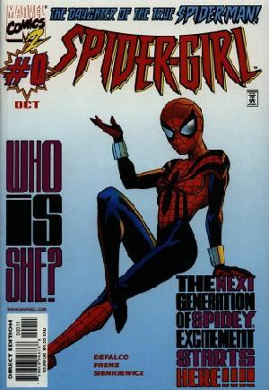 Spider-Girl (1998-2006)#0