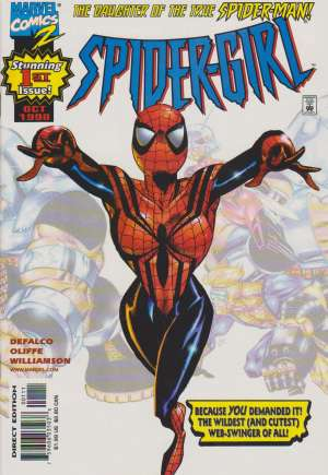 Spider-Girl (1998-2006)#1A
