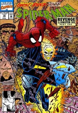 Spider-Man (1990-1998)#18B