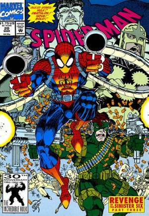 Spider-Man (1990-1998)#20