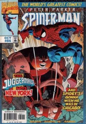 Spider-Man (1990-1998)#84B