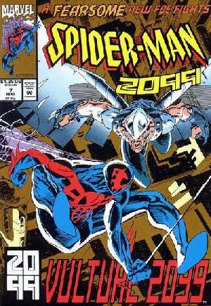 Spider-Man 2099 (1992-1996)#7