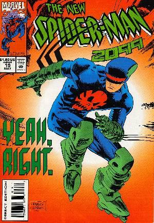 Spider-Man 2099 (1992-1996)#19