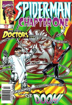 Spider-Man: Chapter One (1998-1999)#4A