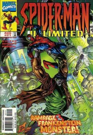 Spider-Man Unlimited (1993-1998)#21