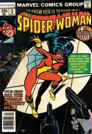 Spider-Woman (1978-1983) #1A