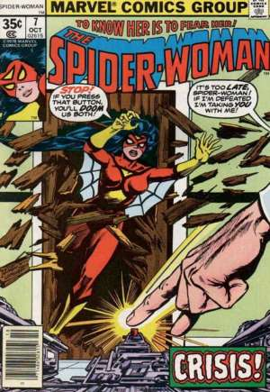 Spider-Woman (1978-1983)#7