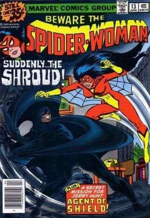 Spider-Woman (1978-1983)#13