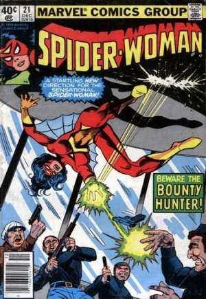 Spider-Woman (1978-1983)#21A