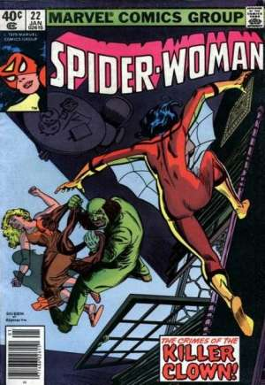 Spider-Woman (1978-1983)#22A