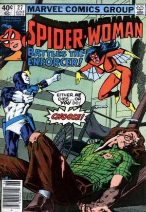 Spider-Woman (1978-1983) #27A