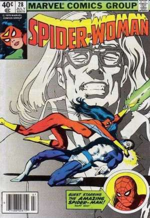 Spider-Woman (1978-1983)#28A