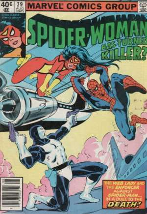 Spider-Woman (1978-1983)#29A