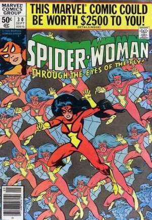 Spider-Woman (1978-1983)#30A