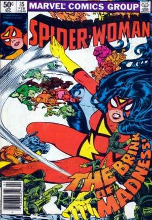 Spider-Woman (1978-1983)#35A