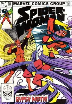 Spider-Woman (1978-1983)#48B