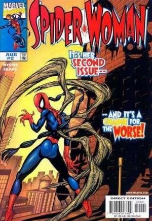Spider-Woman (1999-2000)#2B