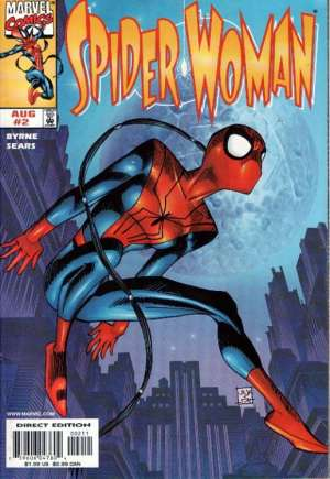 Spider-Woman (1999-2000) #2A