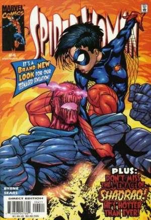 Spider-Woman (1999-2000)#4