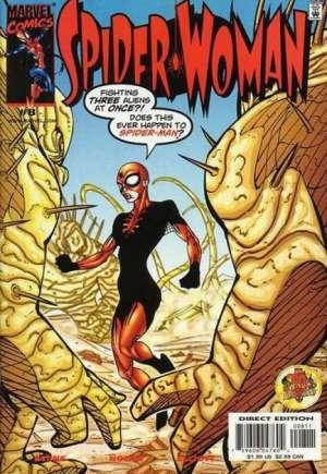 Spider-Woman (1999-2000)#8