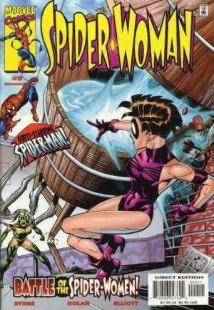 Spider-Woman (1999-2000)#9