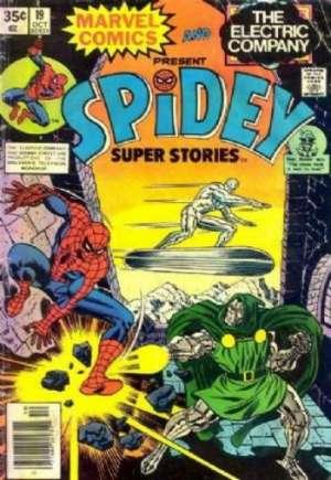 Spidey Super Stories (1974-1982)#19