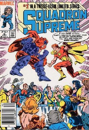 Squadron Supreme (1985-1986)#2A