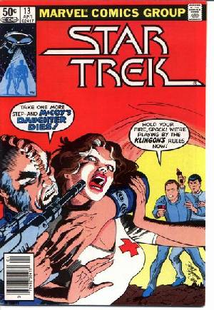 Star Trek (1980-1982)#13A