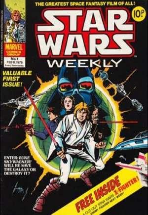 Star Wars Weekly (UK) (1978-1983)#1