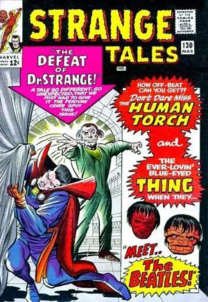 Strange Tales (1951-1976)#130