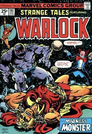 Strange Tales (1951-1976)#181