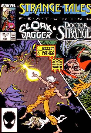 Strange Tales (1987-1988)#2B