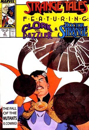 Strange Tales (1987-1988)#9B
