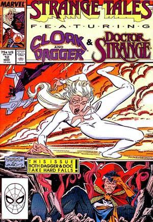 Strange Tales (1987-1988)#12B