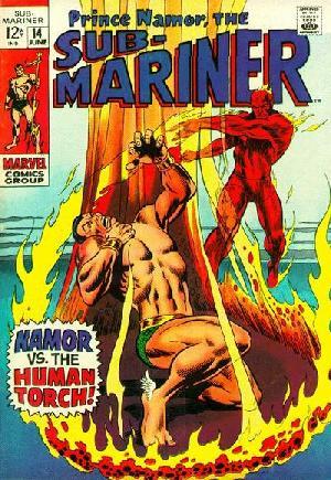 Sub-Mariner (1968-1974)#14