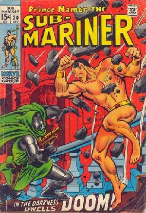 Sub-Mariner (1968-1974)#20