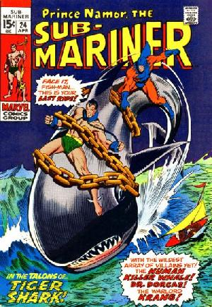 Sub-Mariner (1968-1974)#24
