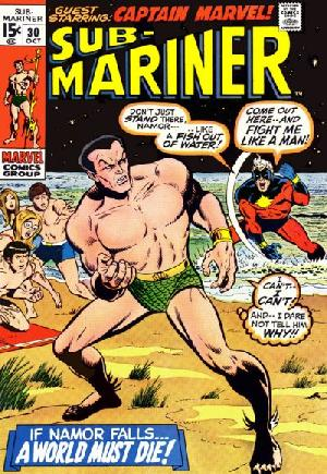 Sub-Mariner (1968-1974)#30
