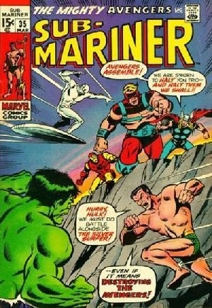 Sub-Mariner (1968-1974)#35